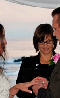 Andrea Purtell NJ Wedding Officiant
