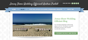 Jersey Shore Wedding Officiant blog