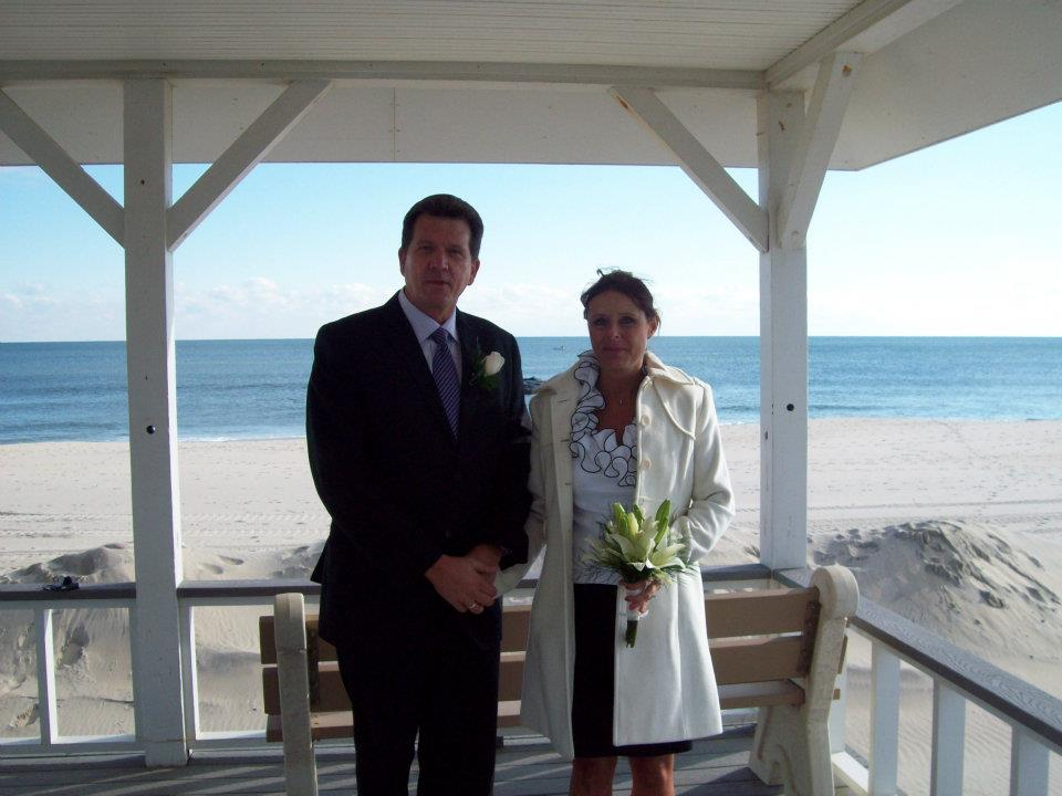 Elope in NJ Andrea Purtell NJ Wedding Officiant
