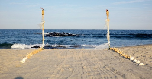Jersey Shore Beach Rules For Wedding Ceremonies